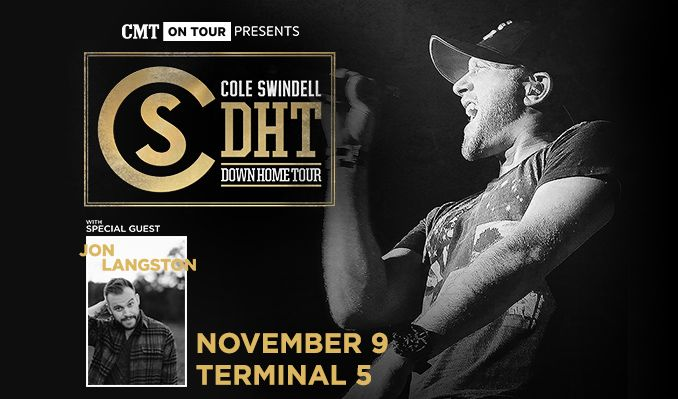 Cole Swindell tickets at Terminal 5 in New York