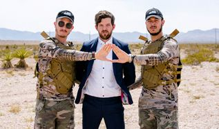Dillon Francis & Flosstradamus - 3rd Show Added tickets at Shrine Expo Hall in Los Angeles