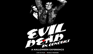 Evil Dead in Concert / Live to Film 								 tickets at The Theatre at Ace Hotel in Los Angeles