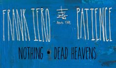 Frank Iero and The Patience tickets at Starland Ballroom in Sayreville