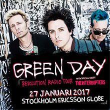 green day stockholm