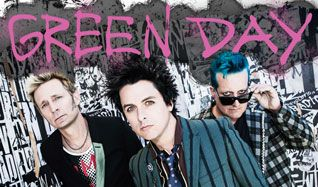 Green Day tickets at Starland Ballroom in Sayreville