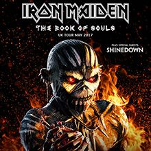 Iron Maiden tickets at The O2 in London