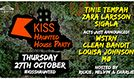 Kiss Haunted House Party tickets at The SSE Arena, Wembley in London