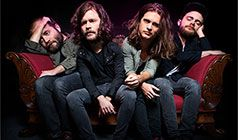 KONGOS tickets at The Showbox, Seattle tickets at The Showbox, Seattle