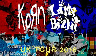 Korn & Limp Bizkit tickets at The SSE Arena, Wembley in London