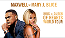 Maxwell & Mary J. Blige tickets at Sprint Center in Kansas City