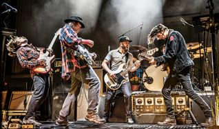 Neil Young tickets at Fox Theater Pomona in Pomona