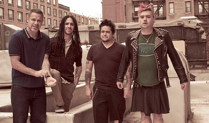 NOFX tickets at Showbox SoDo in Seattle