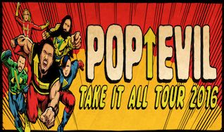 Pop Evil tickets at The NorVa in Norfolk