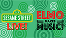 Sesame Street Live tickets at Bellco Theatre, Denver