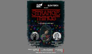 Strange Things: A Halloween Party  tickets at Mill City Nights in Minneapolis