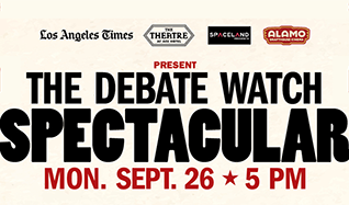 The Debate Watch Spectacular tickets at The Theatre at Ace Hotel in Los Angeles