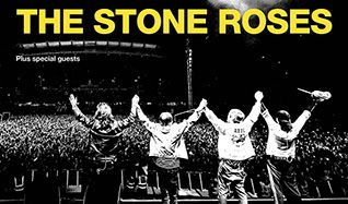 The Stone Roses tickets at Wembley Stadium in London