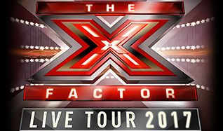 The X Factor Live Tour tickets at Brighton Centre, Brighton