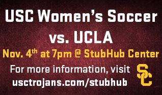 USC VS. UCLA tickets at StubHub Center in Carson