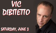 Vic DiBitetto tickets at Starland Ballroom in Sayreville