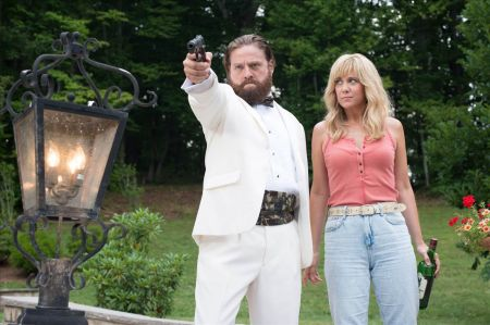 Movie review: 'Masterminds' is mindless, mediocre