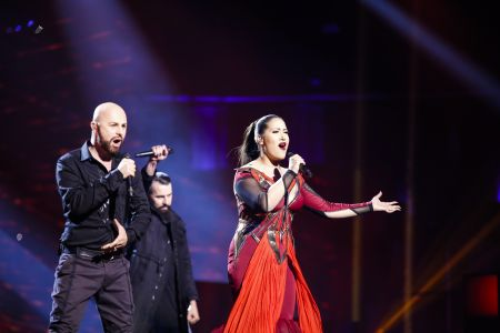 Bosnia and Herzegovina competing in Eurovision 2016