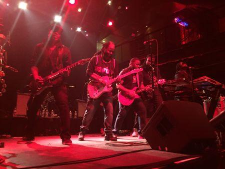 Morgan Heritage in concert, Minneapolis 2016