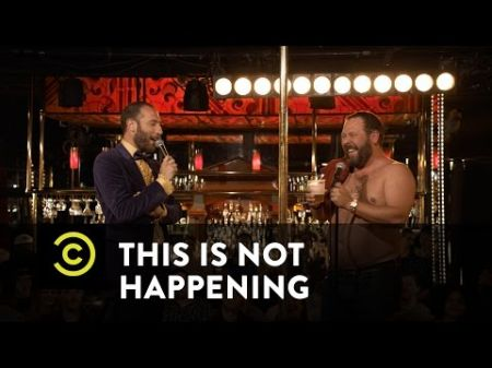 Watch: Andrew W.K., Maria Bamford & more in 'This Is Not Happening' season 3 trailer