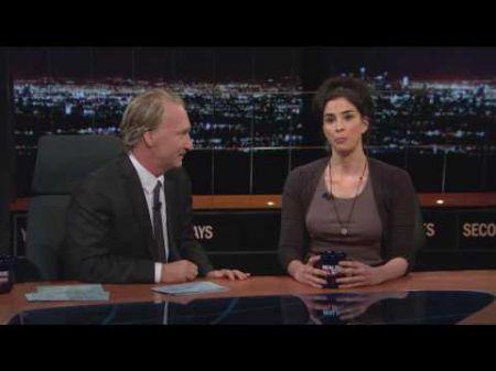 Sarah Silverman & Demetri Martin top Jokes for Votes Tour