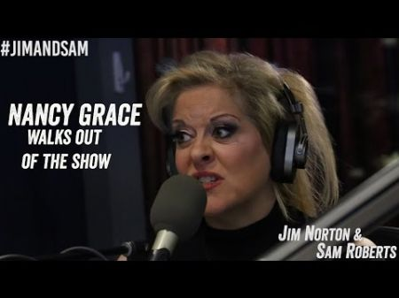 Watch: Jim Norton gets walked out on by Nancy Grace plus new tour dates