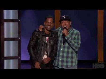 Watch: Russell Simmons shares trailer for 'All Def Comedy' featuring Tony Rock