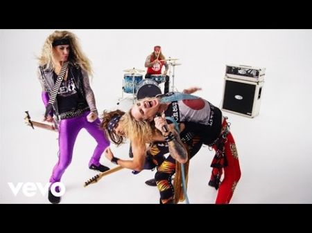 Steel Panther bringing their irreverent brand of comedy and hair metal to City National Grove of Anaheim in November