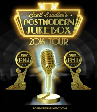 Postmodern Jukebox are set to play the Microsoft Theatre in Los Angeles on November 25, 2016.