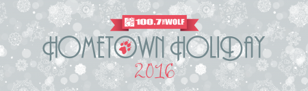 Hometown Holiday 2016 banner