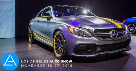 Here's everything you need to know about the 2016 LA Auto show