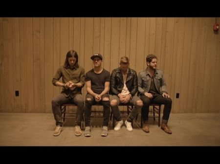 NEEDTOBREATHE asks, 'What do you kids want to know about now?'