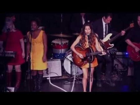 Charlie Faye and The Fayettes play The Hotel Cafe
