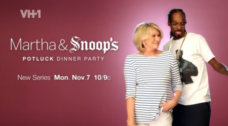 Martha Stewart and Snoop Dogg look to shake things up in the kitchen when their new show airs on November 7