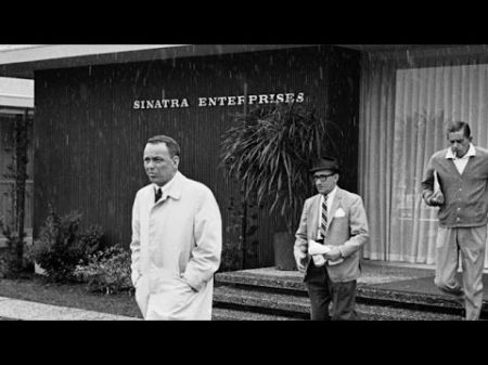 Vanity Fair tours Frank Sinatra's Hollywood bungalow