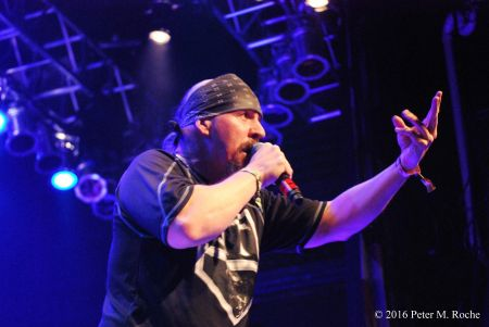 Suicidal Tendencies brought positive punk-metal energy to House of Blues Cleveland.