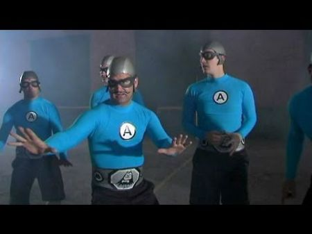 The Aquabats set for hometown show at the City National Grove of Anaheim in November