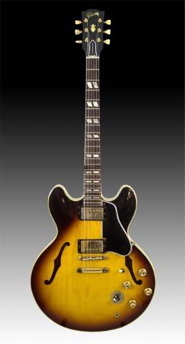 Eric Clapton's Gibson guitar