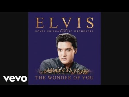 New Elvis album with Royal Philharmonic Orchestra: 'The Wonder of You'