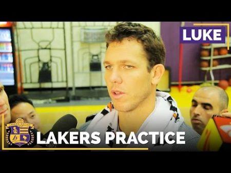 Lakers coach Luke Walton explains reasoning for cutting Anthony Brown