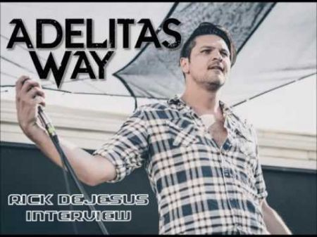 Interview: Adeiltas Way vocalist Rick DeJesus gets ready for war, Halloween