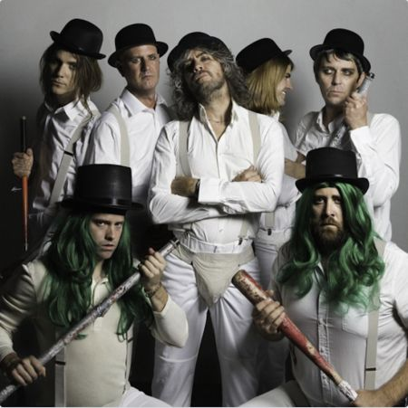 The Flaming Lips 2017 North American tour dates begin March 3 in Boston and wrap up April 4 in St. Petersburg, FL.