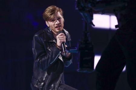 Justs, Latvia's 2016 entry at Eurovision