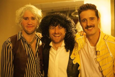 Jukebox the Ghost will become Queen again for Halloween this year when they play their second annual HallowQueen event.