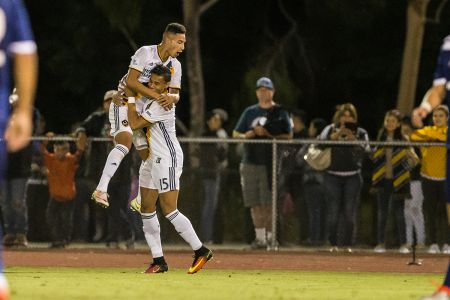 LA Galaxy II USL Cup Playoffs