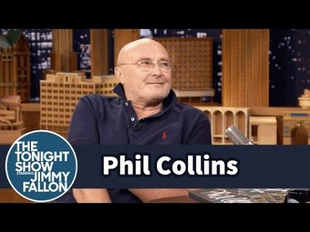Phil Collins talks about coming out of retirement on 'Tonight Show'