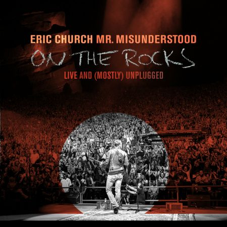 Eric Church to release a live album recorded at Red Rocks.