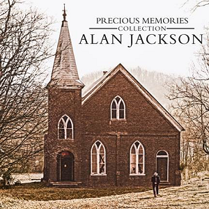 Alan Jackson to release his Precious Memories Collection on Friday, October 28, 2016.