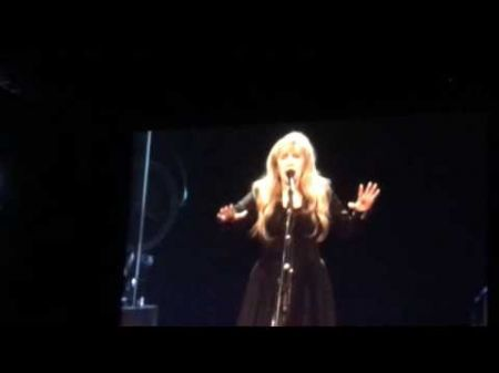 Watch: Stevie Nicks perform live debut of 'Wild Heart' at U.S. tour opener in Phoenix